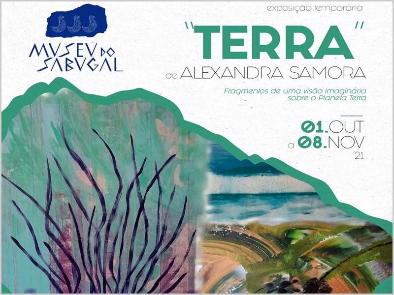 Exposição «Terra» de Alexandra Samora