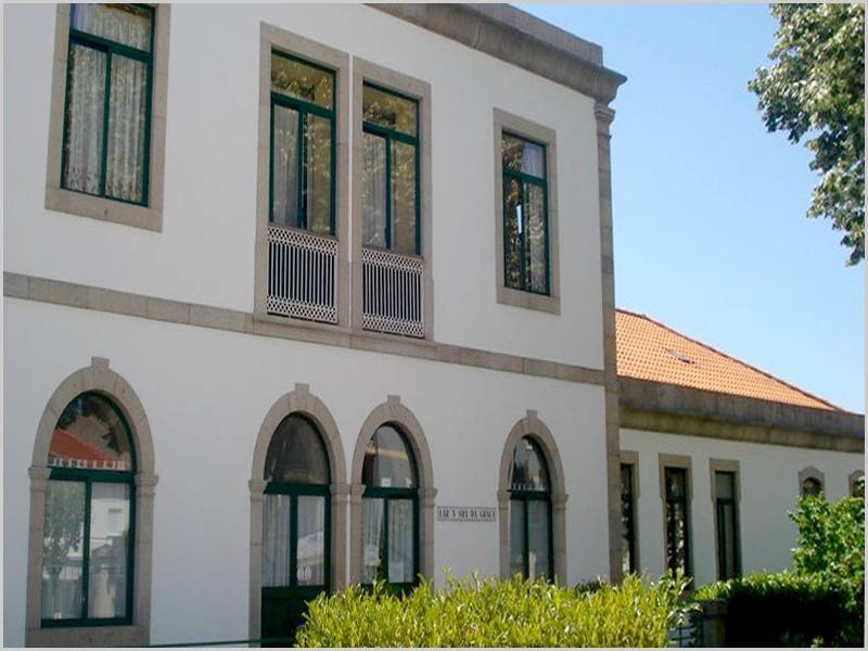 Antigo Hospital da Guarda e actual Lar de Nossa Senhora da Graça