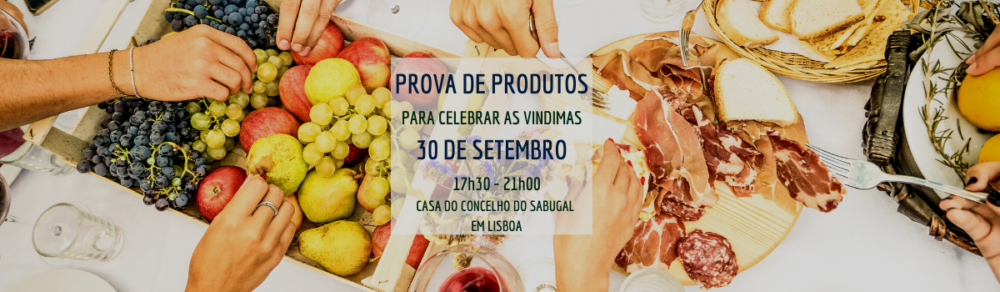 «Prova de Produtos Regionais» na Casa do Concelho do Sabugal em Lisboa