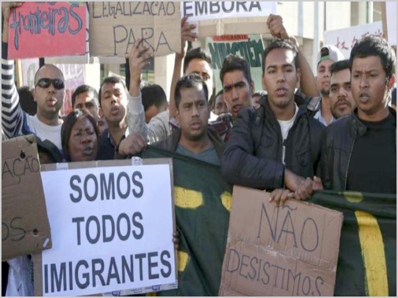 Somos todos migrantes...