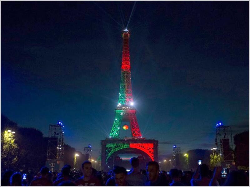 Paris é a segunda cidade portuguesa