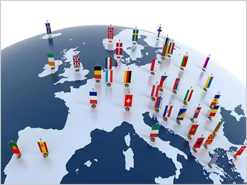 As migrações na Europa...