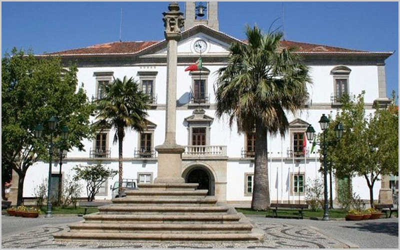 Edifício da Câmara Municipal do Fundão