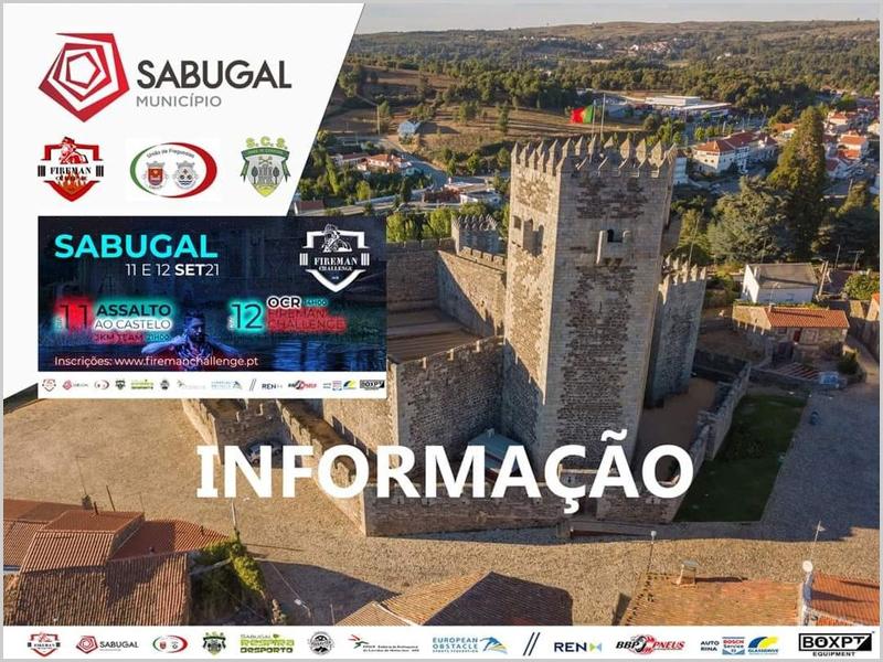 OCR Fireman - Sabugal