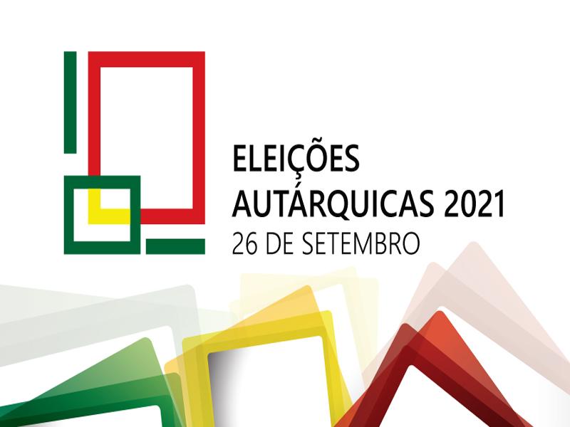 Eleições Autárquicas 2021 - 26 de Setembro
