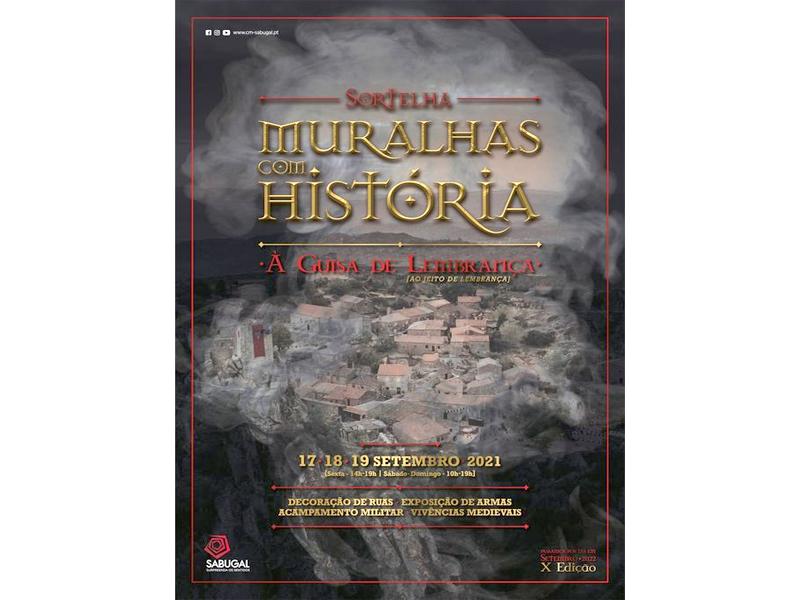 Muralhas com História - à guisa de lembrança (de 17 a 19 de Setembro)