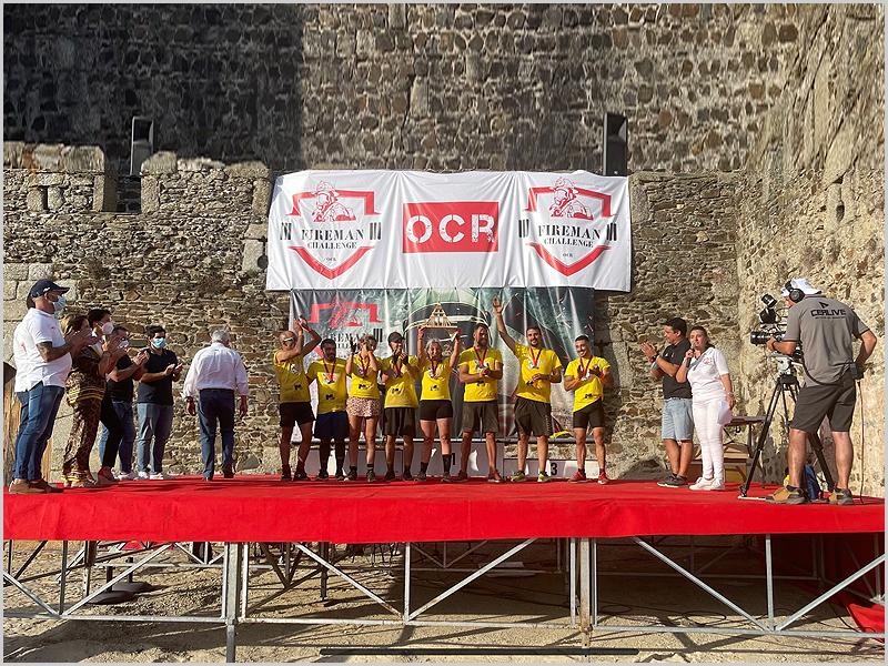 O OCR Fireman Challenge decorreu nos dias 11 e 12 no Sabugal