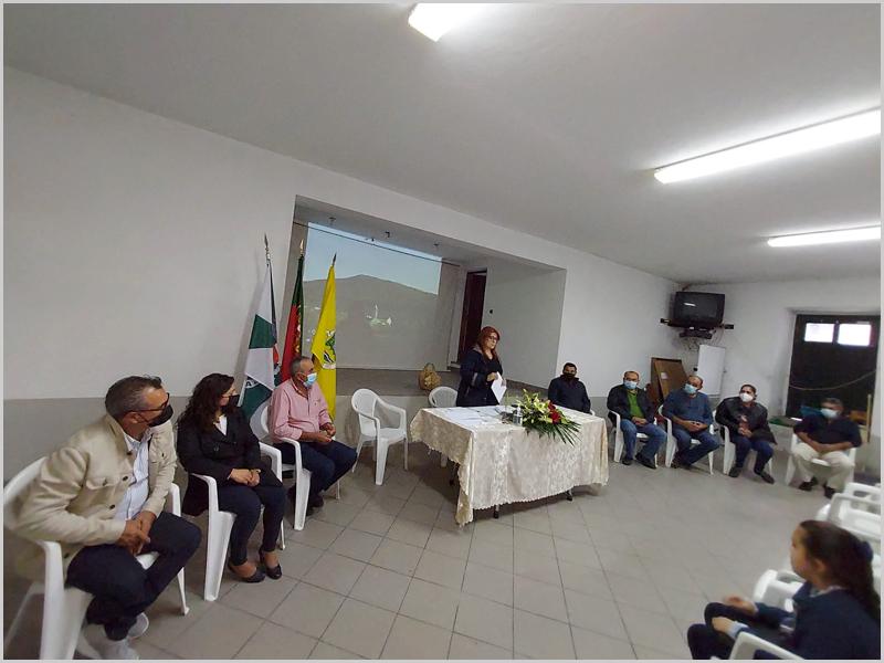 Tomada de posse dos novos órgãos da Junta de freguesia do Casteleiro