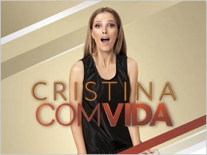 O programa «Cristina ComVida» está de rastos e parece que ninguém nota na TVI