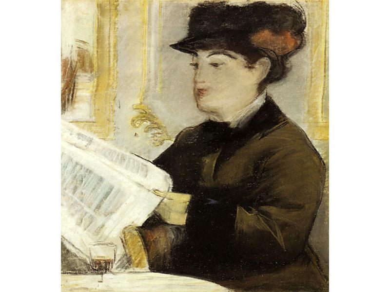 A grande sabedoria das nossas mães (Edouard Manet)